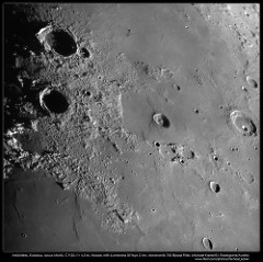 Craters Aristoteles and Eudoxus By Michael Karrer