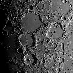 Ptolemaeus, Alphonsus, Arzachel by David Evans (CC A2)